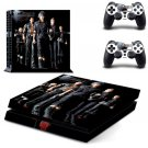 Final Fantasy IV PS4 Skin Sticker Decal Cover For Sony PS4 Console and 2 controller skins