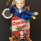 Cracker Jack Ornament Enesco Treasury of Christmas 1996