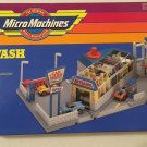 Micro Machines Galoob Car Wash City 1988 New In Box