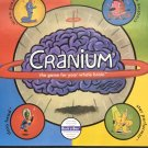 Cranuim.  The Game for your whole brain.  Board game
