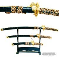 3 piece sword set