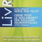 LIVRELIEF EXTRA STRENGTH NERVE PAIN RELIEF CREAM 2 X 50G From Canada