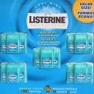 Listerine Pocket Paks Breath Strips Oral Care Cool Mint 360 Strips