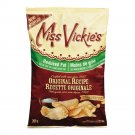 Miss Vickie's Original 40% Reduced Fat Potato Chips  200 g X 4 bags  From canada