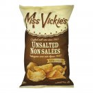 Miss Vickie's Unsalted Chips 220 g X 4 bags  From canada