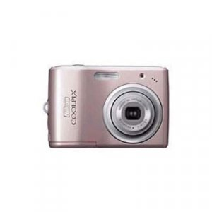 Nikon Coolpix L14 7.1MP Digital Camera - Pink
