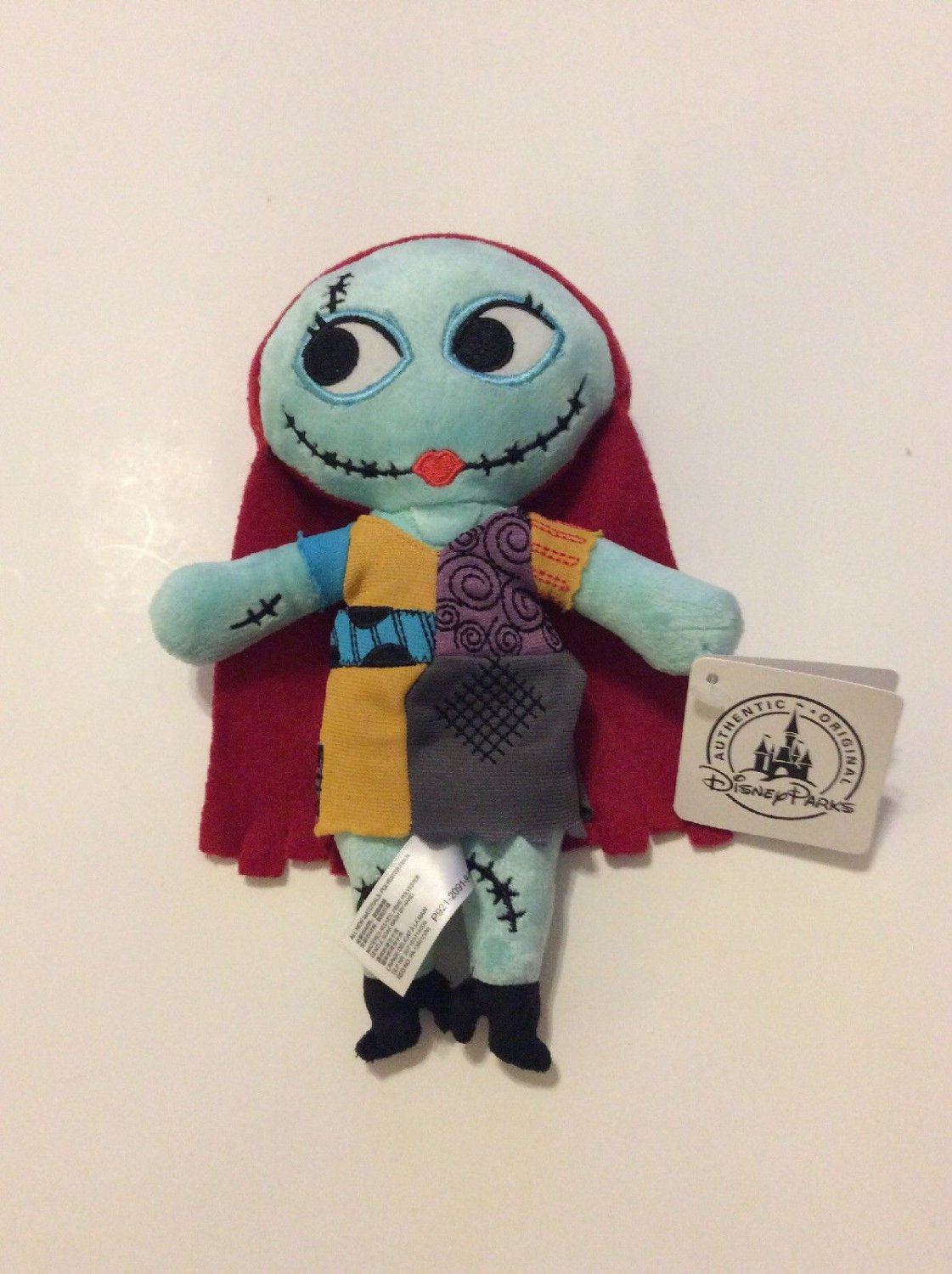Disney Parks Nightmare Before Christmas Sally Plush Doll 9in Itty ...