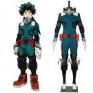 My Hero Academia 2 Boku no Hero Akademia Izuku Midoriya Cosplay Costume