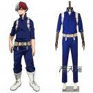 Custom Made My Hero Academia Shoto Todoroki Cosplay Costume For Men