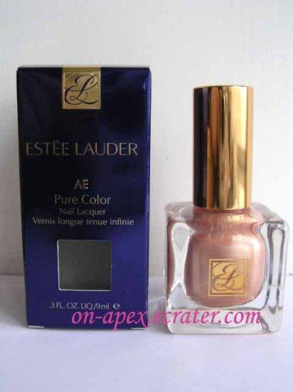 ESTEE LAUDER PURE COLOR NAIL LACQUER AE Golden Nude NIB