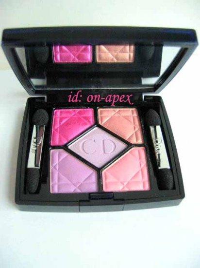 DIOR 5 Color Eyeshadow #190 Charming Fantansy 2006 NIB