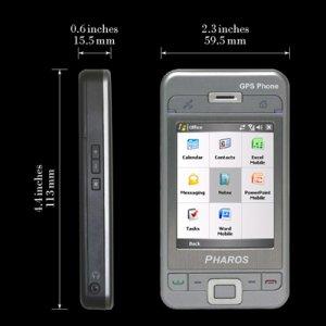 Pharos GPS Phone 600 (Unlocked)