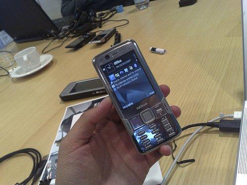 Nokia N82 Smart Phone (Unlocked)