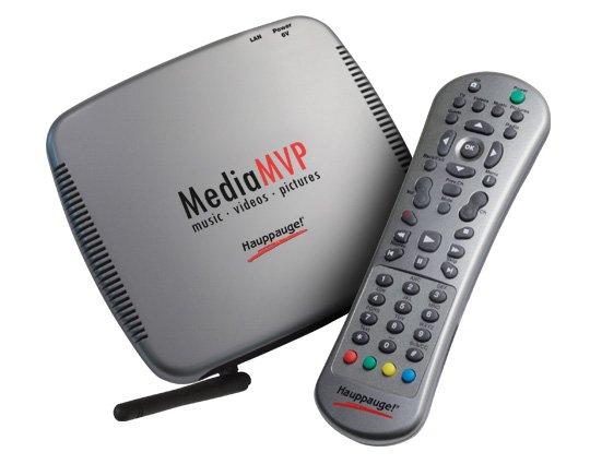 Hauppauge-Media MVP Wireless Digital Media Receiver # 1016