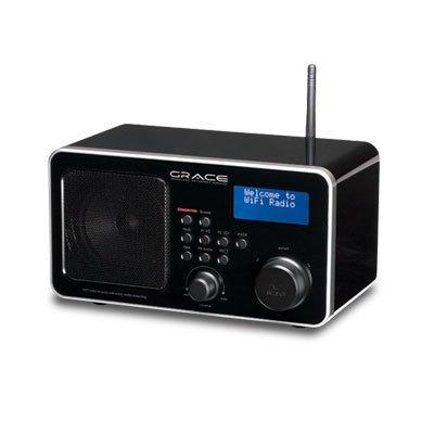 Intellitouch Communications Grace WiFi Radio ITC-IR1000B