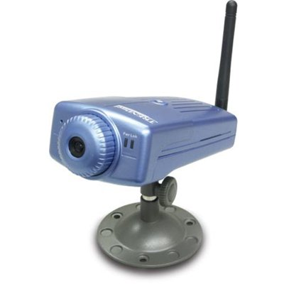 TRENDnet TV-IP100W Wireless Internet Camera Server