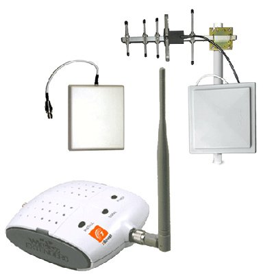 Professional Series Dual band cell phone signal booster YX610-PCS-CEL