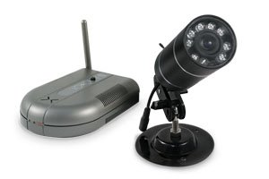 SVAT WSE201 Wireless Outdoor Color Nightvision Security Camera System