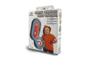 Levana CT1000 Digital Wireless Child Tracker Wrist Watch and Kid Finder/Locator