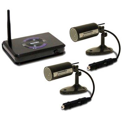 SecurityMan NiteCam2 2.4GHz Wireless Outdoor/Indoor Surveillance System