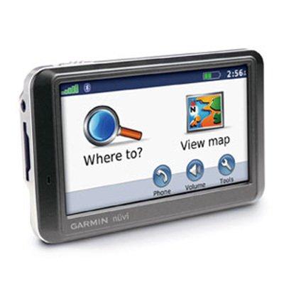 Garmin nüvi 760 Portable GPS Automobile Navigator
