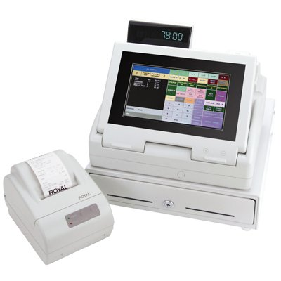 TS4240 Touch Screen Cash Register