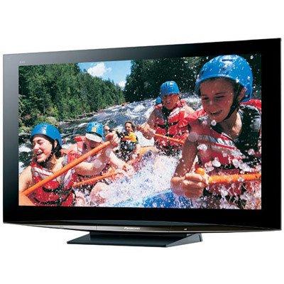 "Panasonic VIERA 50"" Plasma Flat Panel 1080p HDTV In Black - TH50PZ800U"