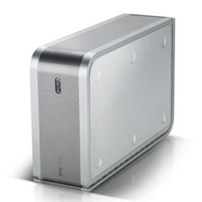 SimpleTech PRO500Q Pro Drive 500 GB Quad Interface External Hard Drive (Grey)