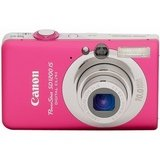 Canon PowerShot SD1200 IS Digital Camera - Pink