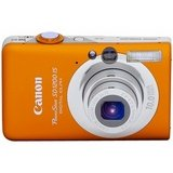 Canon PowerShot SD1200 IS Digital Camera - Orange