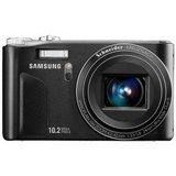 Samsung HZ10W Point & Shoot Digital Camera - Black