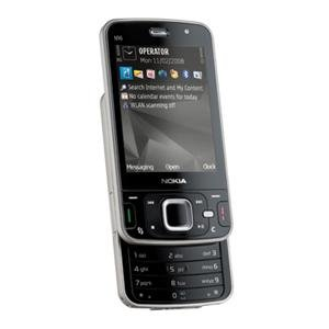 Nokia N96 Smart Phone (Unlocked)