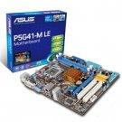 ASUS P5G41-M LE/CSM Desktop Board P5G41-M LE/CSM