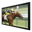 Sima Fixed Frame Projection Screen LUM-80-VX