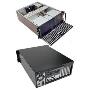 Quiet 4 Rackmount Case  4U22EPS650