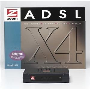 Zoom 5651 X4 ADSL Router 5651-00-00BF