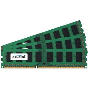 Crucial 6GB DDR3 SDRAM Memory Module CT3KIT25672BB1339S