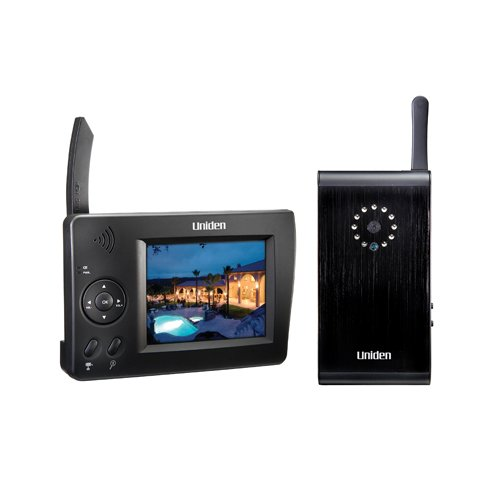 UNIDEN Wireless Video Security Camera System UDW10003