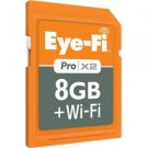 Categories:Flash Memory & Readers > SD (standard-size) Eye-Fi Pro X2 EYE-FI-8PC 8 GB