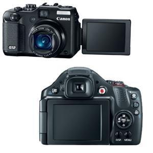 Canon PowerShot G12 Compact Camera