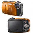 Fujifilm FinePix XP30 14.2 Megapixel Compact Camera - Orange