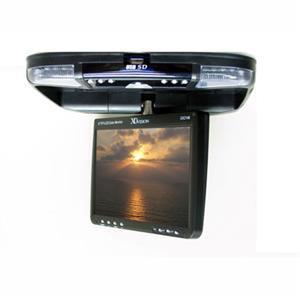 "XOVision GX2148 Car DVD Player - 9"" LCD Display - 16:9 - Headrest-mountable"