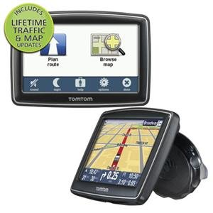 TomTom XL 350TM Automobile Portable GPS Navigator