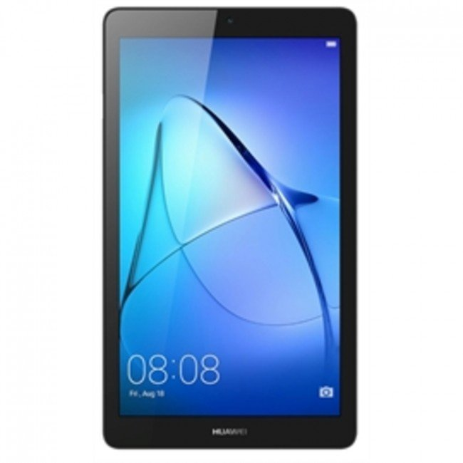 Huawei Tablet 53018231 Mediapad T3 7 inch IPS QC1.3Ghz 1GB 16GB 2MP F/R Android 6 Gray