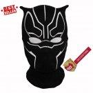 Black Panther Balaclava Full Face Mask Hat Cap High Quality Balaclava