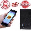 Anti Lost Smart Wallet Bluetooth Wallet Anti Theft Genuine Leather For Men