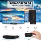 MiraScreen B4 Wireless TV Stick HDMI Dongle CPU 2.4GHz Wifi 1080P Media Receiver