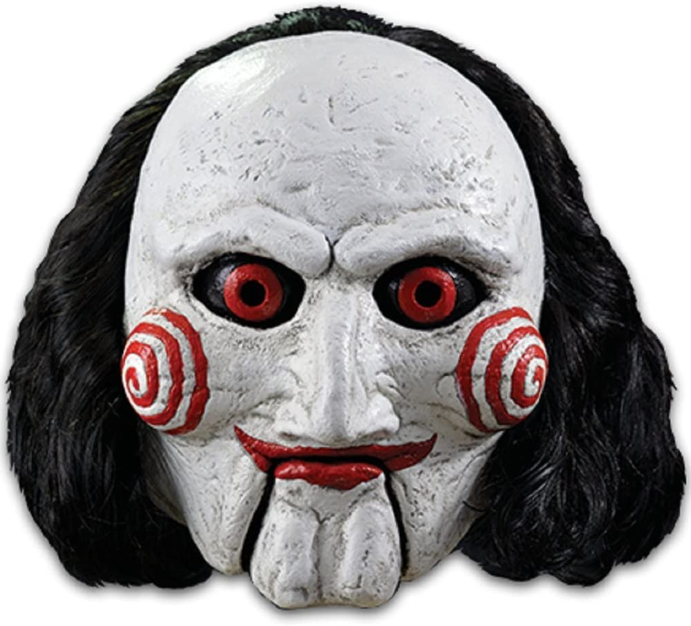 Billy Puppet Full Mask - Saw