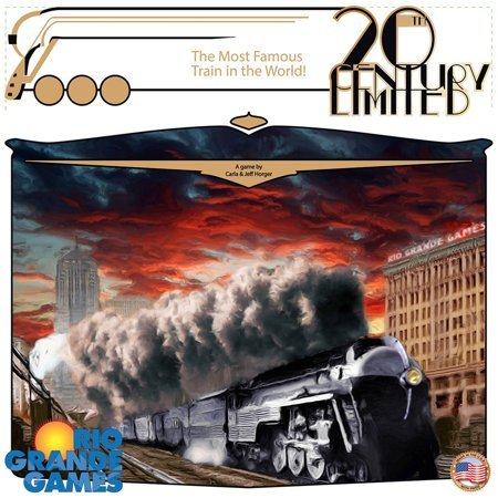 20th Century Limited Game
