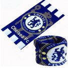 CHELSEA FC N03 Crezy Skull Motorcycle Cycling Neck Scarf Half Face Mask Bandana Ski